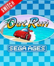 SEGA AGES Out Run