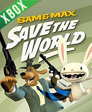 Sam and Max Save the World
