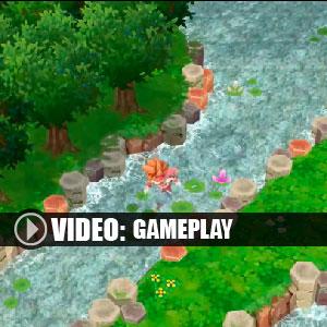 Secret of Mana Video Gameplay