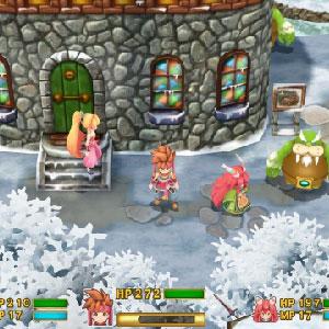 Moderne Action RPG Gameplay