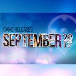 September 2017 Spiele Release