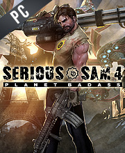 Serious Sam 4 Planet Badass
