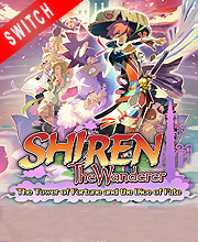 Shiren the Wanderer The Tower of Fortune and the Dice of Fate