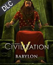 Sid Meiers Civilization 5 Babylon Nebuchadnezzar 2