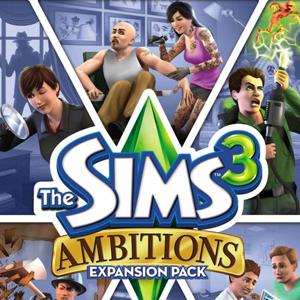Sims 3 Ambitions Key kaufen - Preisvergleich