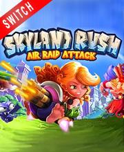 Skyland Rush Air Raid Attack