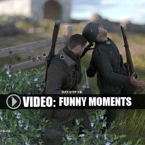 Sniper Elite 4 Lustige Momente