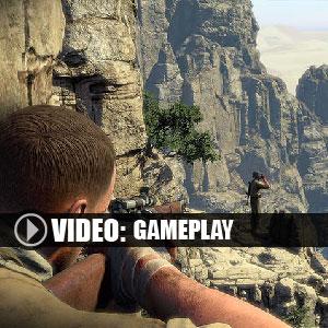 Sniper Elite 4 Video zum Gameplay
