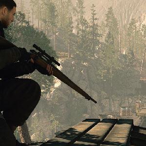 Sniper Elite 4 Angriff