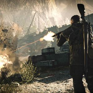 Sniper Elite 4 Brücke