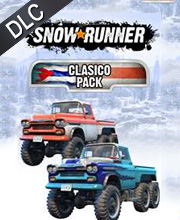 SnowRunner Clasico Pack