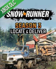 SnowRunner Season 3 Locate and Deliver