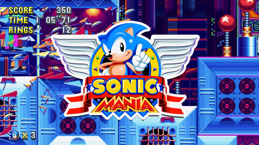 Sonic Mania: Special Stages