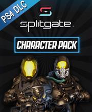 Splitgate Starter Character Pack