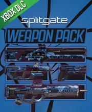 Splitgate Starter Weapon Bundle