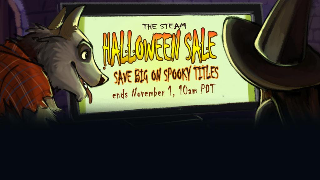 Tolle Angebote zum Steam Halloween Sale 2017!