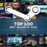 Steam's Top-Seller-Spiele 2016 veröffentlicht!