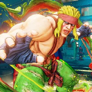 Street Fighter 5 kritische physische