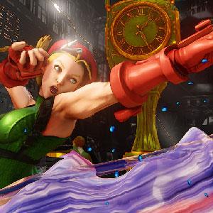 Street Fighter 5 Gefecht