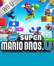 New Super Mario Bros U