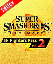 Super Smash Bros Ultimate Fighters Pass 2