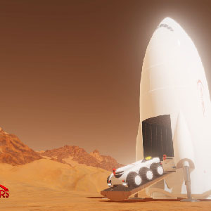 Surviving Mars - RC-Transport