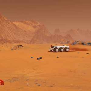 Video zum Gameplay Surviving Mars
