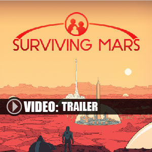 Video Trailer zum Surviving Mars