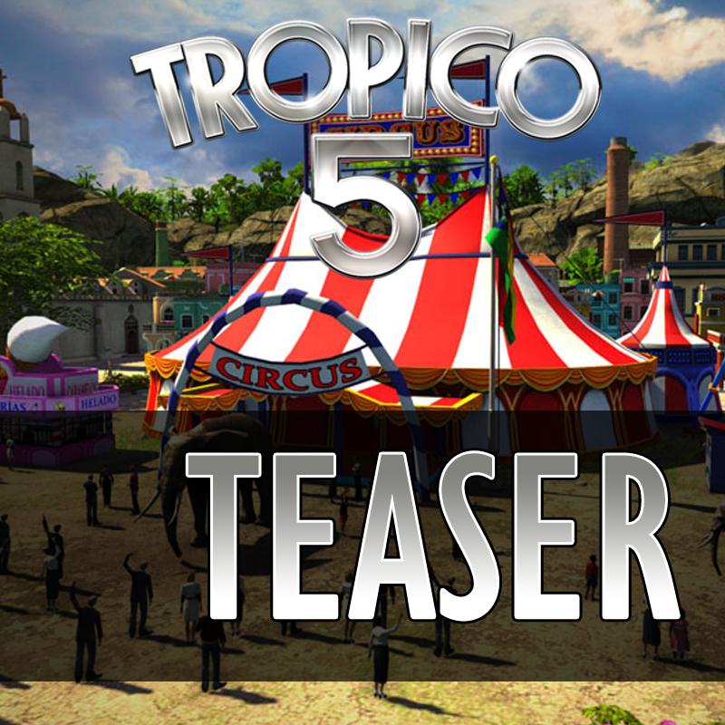 Tropico 5 Teaser 2