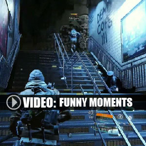 The Division PS4 Funny Moments