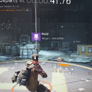 The Division PS4 Schlacht