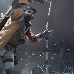 The Division PS4 Schlachtfeld