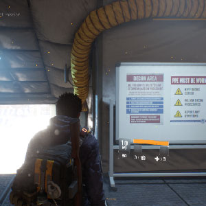 The Division Xbox One Schlacht