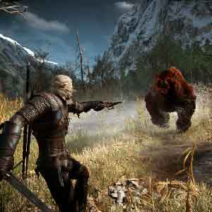 The Witcher 3 Wild Hunt Kampf