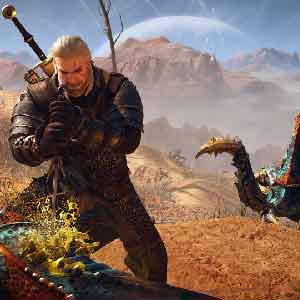 The Witcher 3 Wild Hunt Schlacht