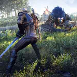 The Witcher 3 Wild Hunt Getöteter Feind