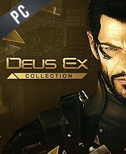 The Deus Ex Collection