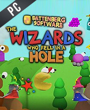 The Wizards Who Fell In A Hole