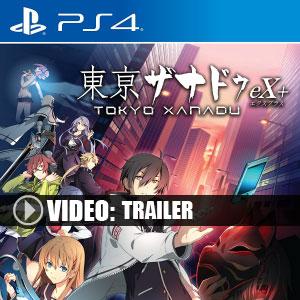 Tokyo Xanadu eX plus PS4 Code Kaufen Preisvergleich