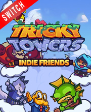 Tricky Towers Indie Friends