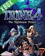 Trine 4 The Nightmare Prince