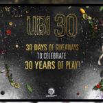 Ubisoft 30 Tage voller Geschenke: Gratis Zeug bis Weihnachten!