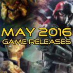 SPIELE RELEASE MAI 2016: Battleborn, Overwatch, DOOM und mehr!