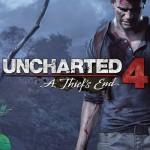 Uncharted 4 startet offiziell im April 2016