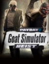 Payday 2 trifft im neusten DLC auf Ziegen
