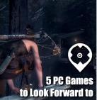 5 PC-Spiele, auf die wir uns im Januar freuen