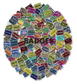 Badges & Die Bedeutung der Badges