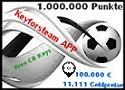 Keyforsteam APP im WM Fieber – 11.111 Geldpreise – 100.000 EUR – FREE CD KEYS