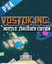 Vostok Inc Hostile Takeover Edition Exclu MM