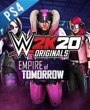 WWE 2K20 Originals Empire of Tomorrow
